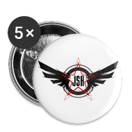 Buttons ~ Buttons medium 32 mm ~ JSH Button Set M Logo #10-b