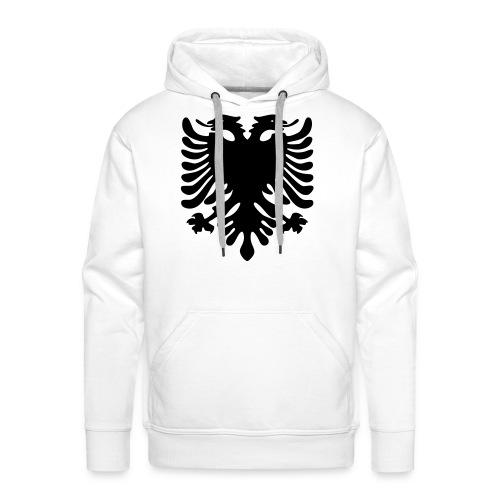 SI TU SAIS D'OU TU VIENS, TU SAIS SE QUE TU VAUX - KOSOVO - Sweat-shirt à capuche Premium pour hommes