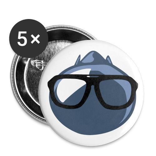 Clue Berry Buttons - Buttons groß 56 mm