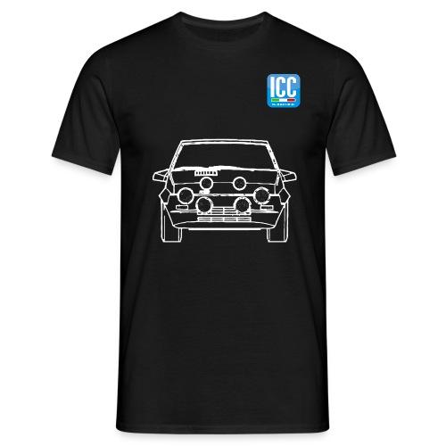 T-shirt Ligne Ritmo13 BM - T-shirt Homme
