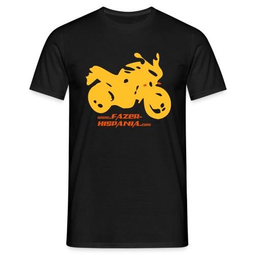 Siluette Black - Camiseta hombre