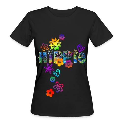 HIPPIE  - Frauen Bio-T-Shirt