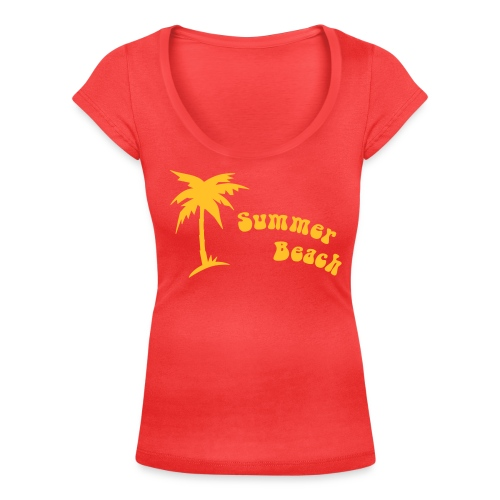 Beach W - Women's Scoop Neck T-Shirt