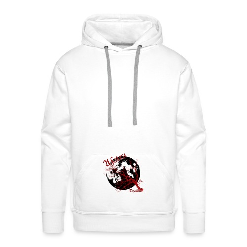 Kaputzen Sweater  - Männer Premium Hoodie