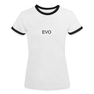 EVO Ladies T - Women's Ringer T-Shirt