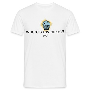 EVO Cake T - Men's T-Shirt