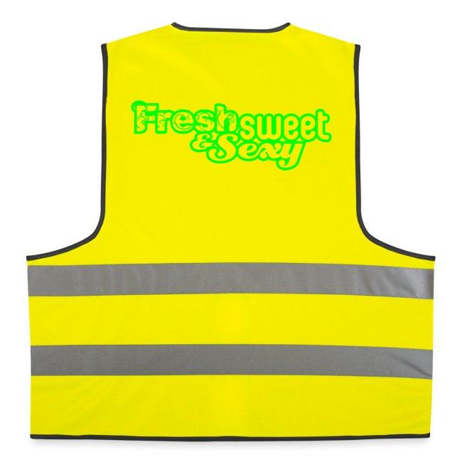 F.S.&.S Hi Viz Reflective Vest