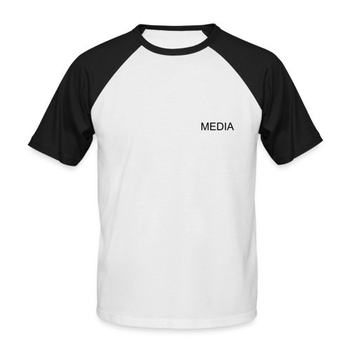 Wireless Media™  - Men's Baseball T-Shirt