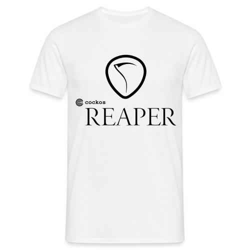 REAPER Classic Tee - Black Print - Men's T-Shirt