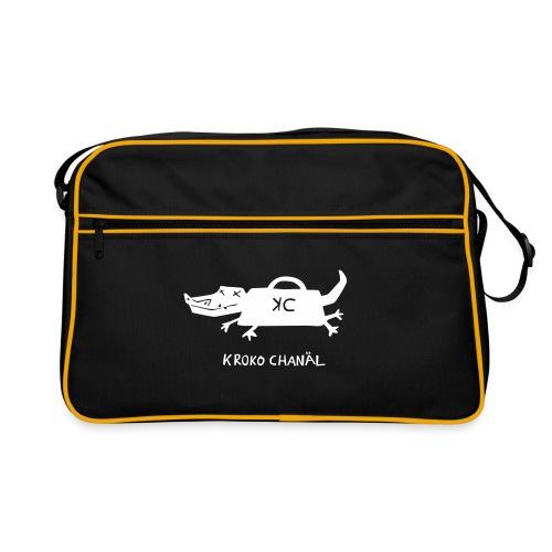 Kroko Chanäl - Retro Tasche