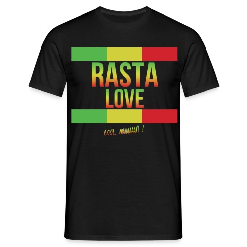 RASTA LOVE HOMME - T-shirt Homme
