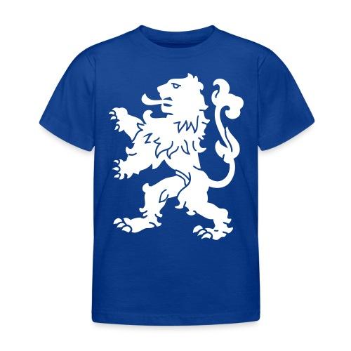 De Leeuw (met naambedrukking) - Kinderen T-shirt
