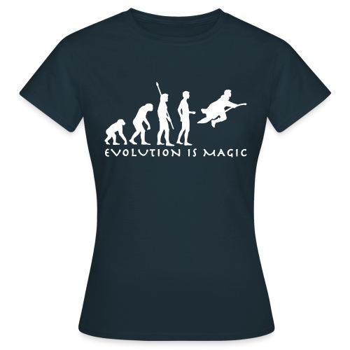 EvolutionT-Shirt (Womens) - Women's T-Shirt