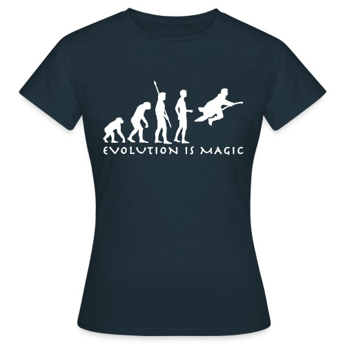 EvolutionT-Shirt (Womens) - Women's T-Shirt