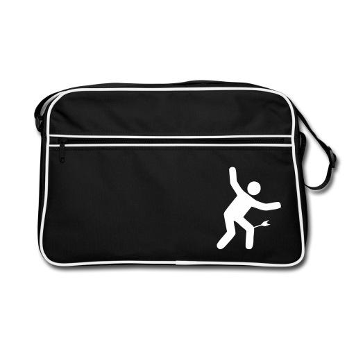 Arrow to the Knee Bag - Retro Bag