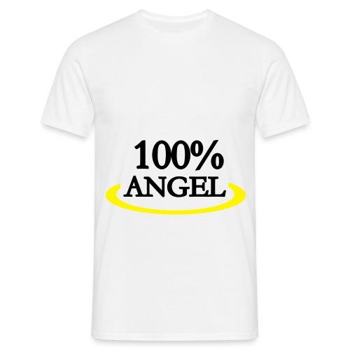 Angel t shirt  - Mannen T-shirt