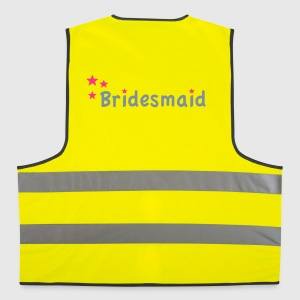Star Bridesmaid Jackets & Vests - Reflective Vest
