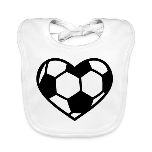 Bavaglia Bebè Calcio - Bavaglino