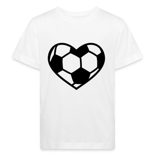Maglia Bebè Calcio  - Maglietta ecologica per bambini
