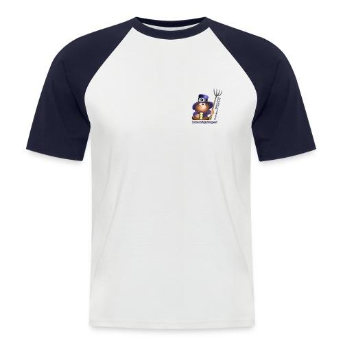 Rédition 2013 Linuxquimper2009 Homme - T-shirt baseball manches courtes Homme