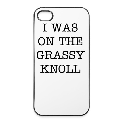 Grassy Knoll iPhone 4 Case - iPhone 4/4s Hard Case