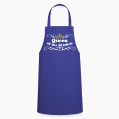 Queen of the Kitchen  Aprons