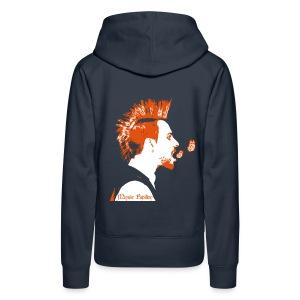 Iroquois - Minute Papillon - Sweat Capuche Femme - Sweat-shirt à capuche Premium pour femmes