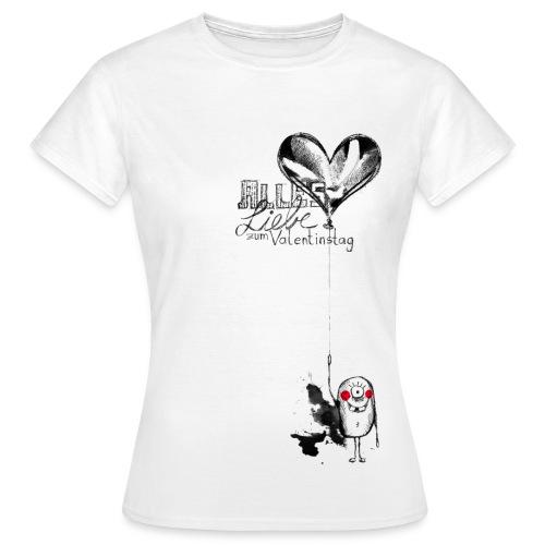sweet Valentinstag - Frauen T-Shirt