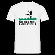 T-Shirts ~ Männer T-Shirt ~ Rasenlatscher | Männer Shirt