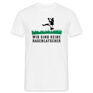 Rasenlatscher | Männer Shirt - Männer T-Shirt