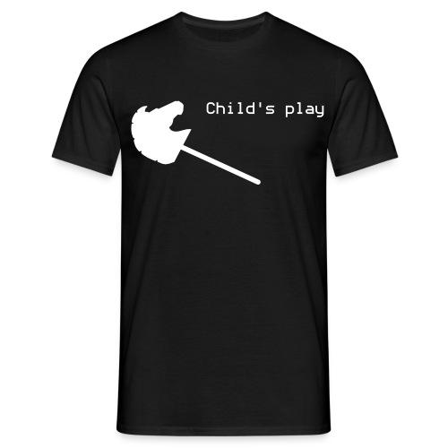 childs play - Men's T-Shirt