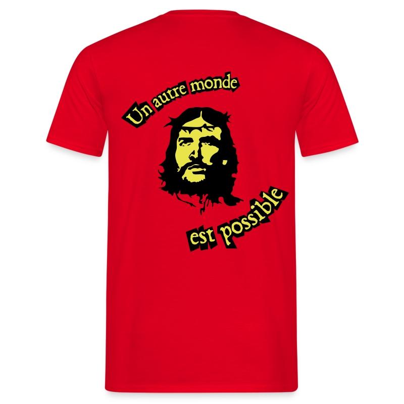 un autre monde est possible - T-shirt Homme