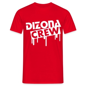 OFFICIAL DIZONA CREW T-SHIRT FOR MEN - Men's T-Shirt