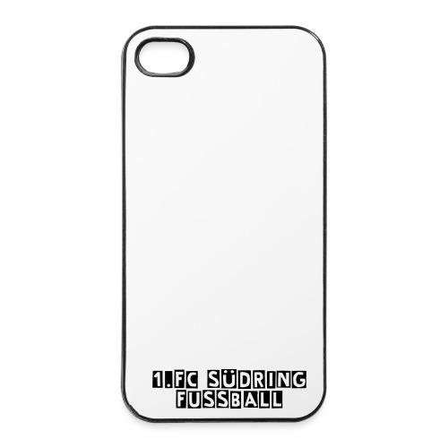 Handy Cover 1.FC Südring - iPhone 4/4s Hard Case