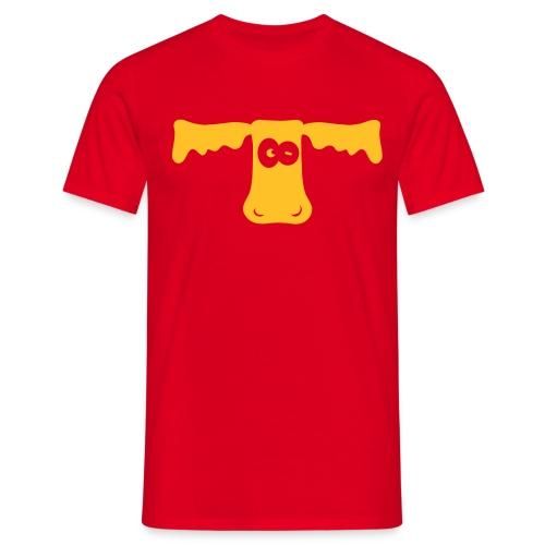 Funny eye - Mannen T-shirt