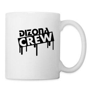 OFFICIAL DIZONA CREW MUG - Mug