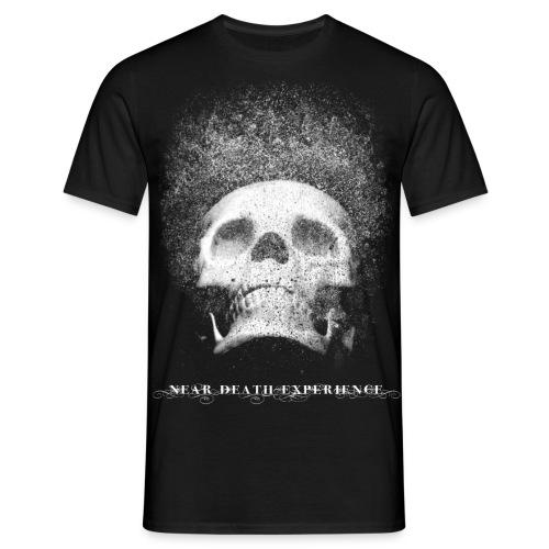 NDE-Skull T-Shirt - Männer T-Shirt