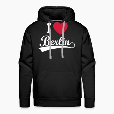I love Berlin.   Hoodies & Sweatshirts