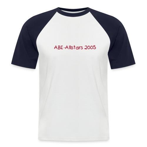 Abi Shirt - Männer Baseball-T-Shirt