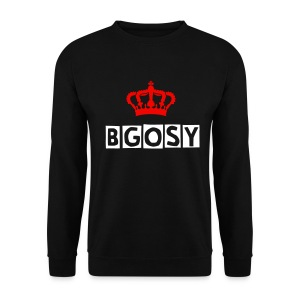 BGOSY crown - Mannen sweater