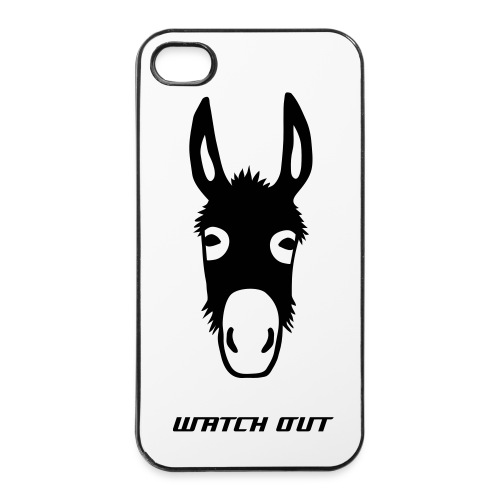 Watch out - iPhone 4/4s Hard Case