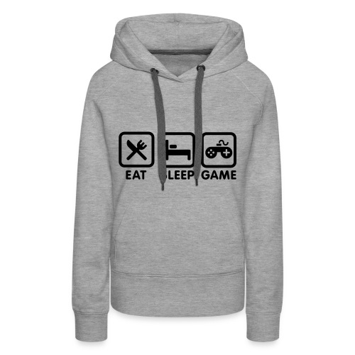 Pubering Time Sweater - Vrouwen Premium hoodie