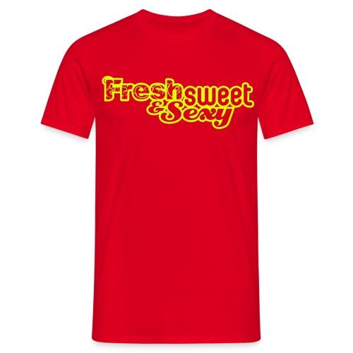 F.S.&.S Men's Classic Tee's - Men's T-Shirt