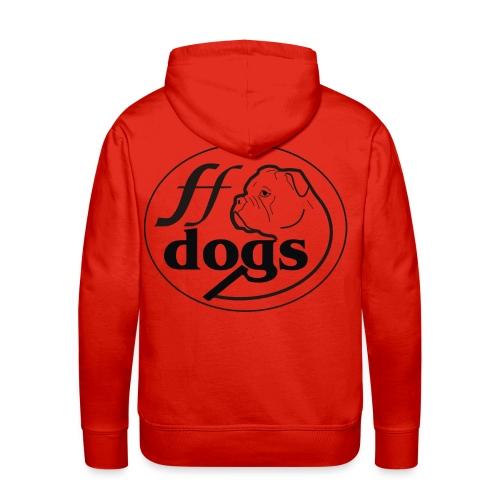 FFDogs Kapuzensweater - Männer Premium Hoodie
