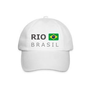 Base-Cap RIO BRASIL dark-lettered - Baseball Cap