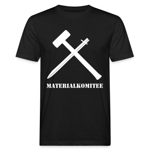 Materialkomitee - Männer Bio-T-Shirt