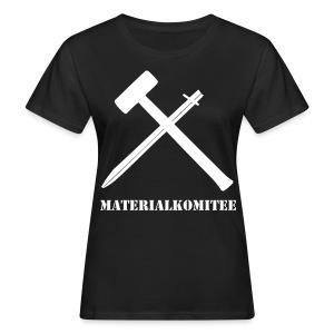 Materialkomitee - Frauen Bio-T-Shirt