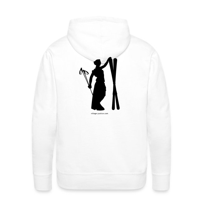 La justice au ski Sweat-shirts