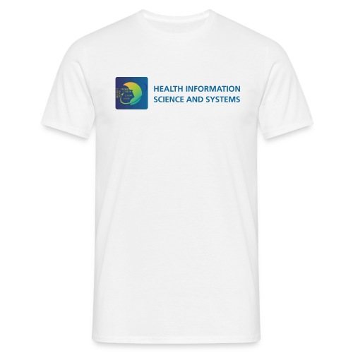 Health Information Science and Systems men's t-shirt - Men's T-Shirt