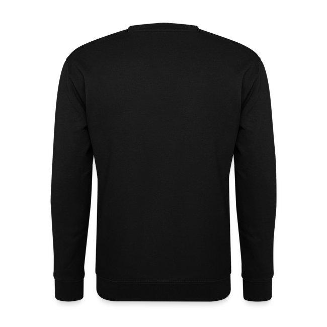 Sweat-Shirt Noir Scidot Logo Vert